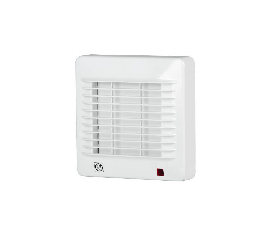 Elkov Koupelnový ventilátor EDM-100 17W/230V EK5211536700