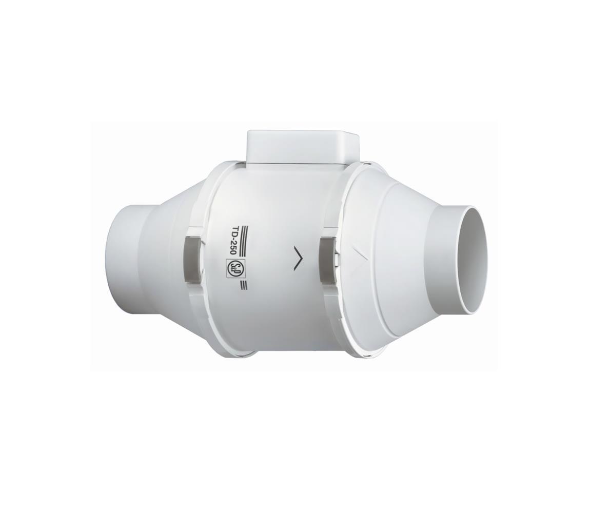 Elkov Koupelnový ventilátor TD-250/100 24W/230V EK5211320600