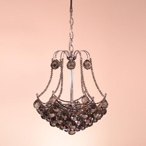 Křišťálový lustr Orient 12060/3 3xE27/60W