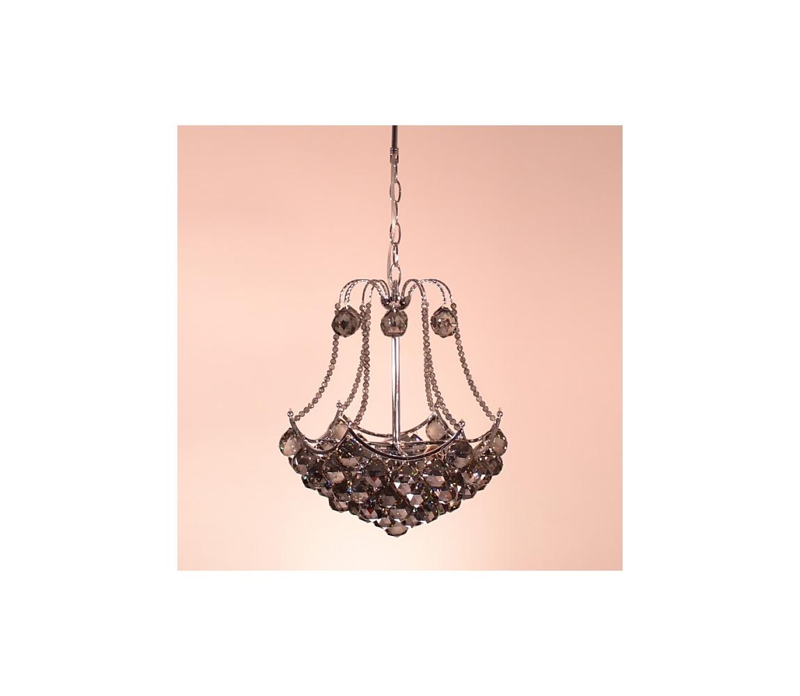 Prezent Křišťálový lustr Orient 12060/3 3xE27/60W