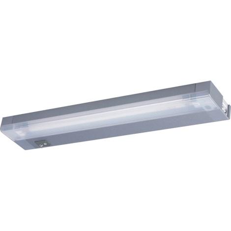 Kuchyňské svítidlo  1xT5/8W stříbrná