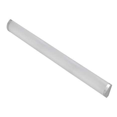Kuchyňské svítidlo AVELA 1xT5/21W stříbrná