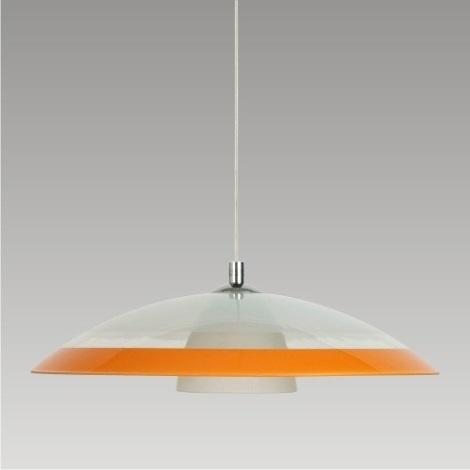 Kuchyňský lustr CORONA oranžový