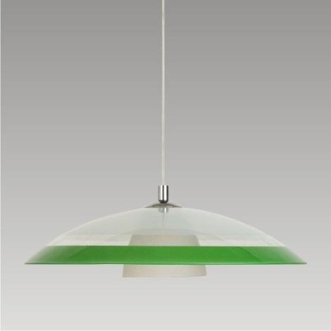 Kuchyňský lustr CORONA zelený
