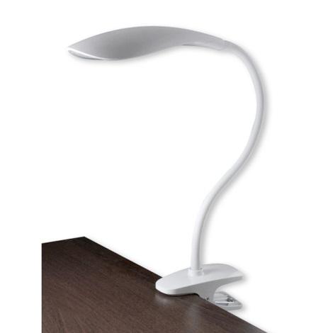 Lampa s klipem SWAN LED/5,5W/100-240V