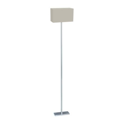 Lampa stojanová MADRID 1xE27/60W/230V krémová