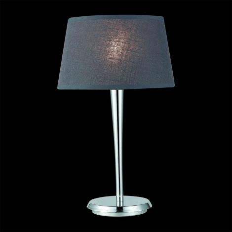 Lampa stolní COMBO šedá/chrom