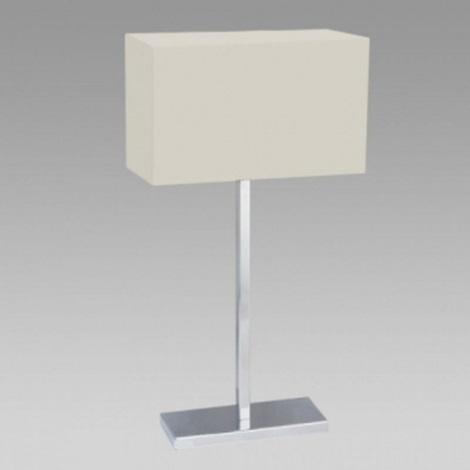Lampa stolní MADRID 1xE27/60W/230V krémová