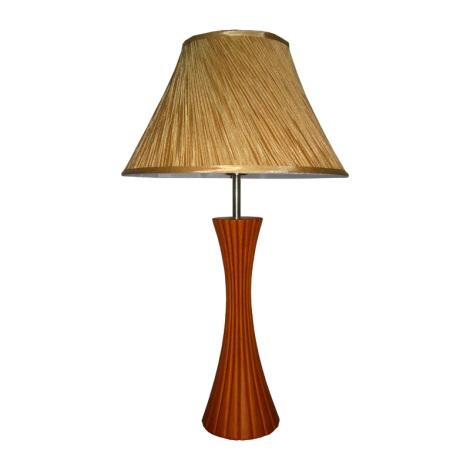 Lampa stolní SIGLO třešňové dřevo
