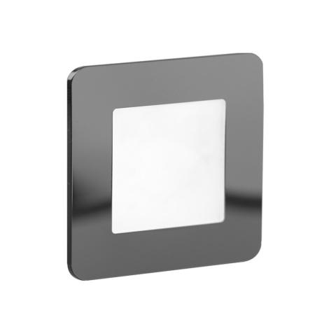 LDST DI-01-CB-BC9 - LED Schodišťové svítidlo DIANA 1xLED/1,2W/230V 3500K