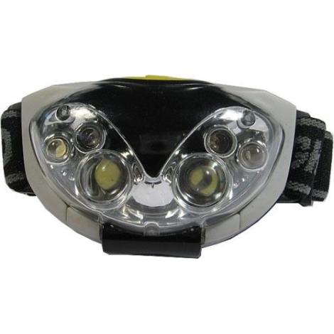 LED čelovka T217 6xLED/1W