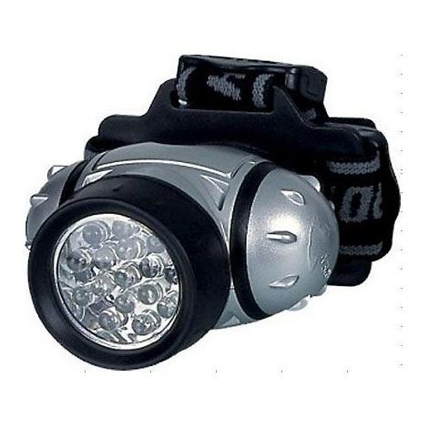 LED čelovka T226 16xLED