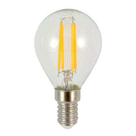 LED Dekorační žárovka FILAMENT E14/5W/230V