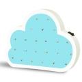 LED Dětská lampa LED/2xAA mrak