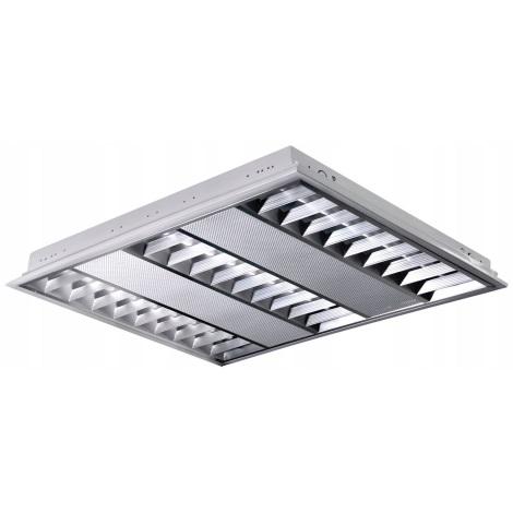 LED kancelářské svítidlo 3xLED/39W/230V