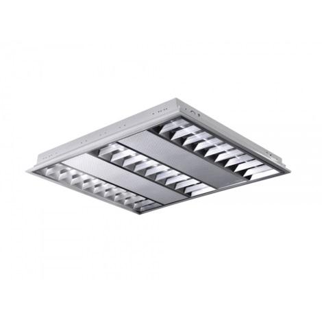 LED kancelářské svítidlo 4xLED/18W/230V