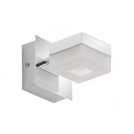 LED Koupelnové nástěnné svítidlo SURF 1xLED/4W/230V IP44