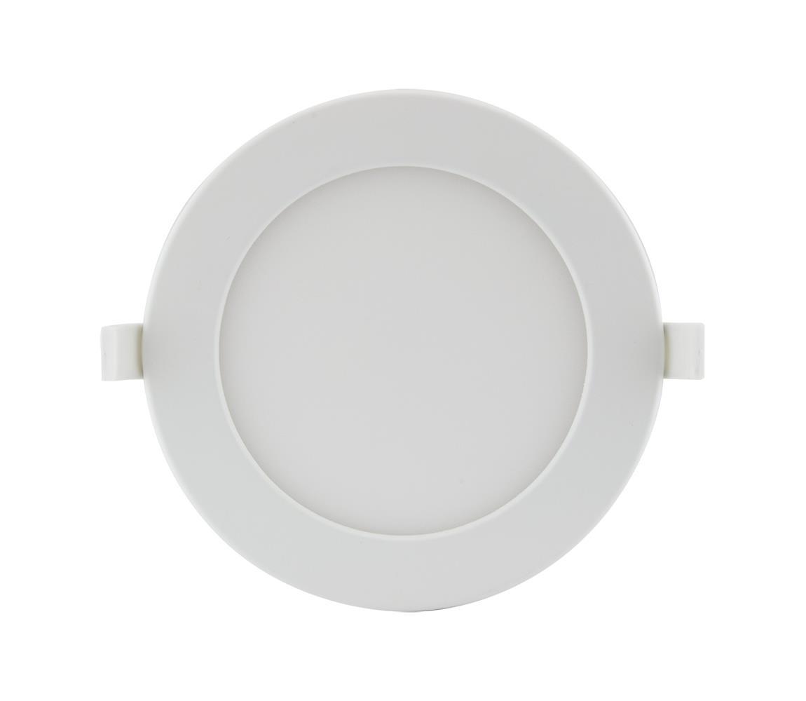 FK Technics LED Koupelnové podhledové svítidlo LED/12W/230V s přepínačem barevné teploty IP44 FK0153