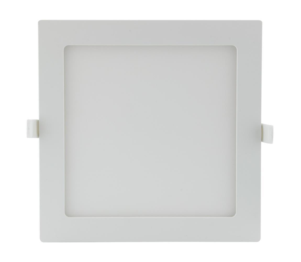 FK Technics LED Koupelnové podhledové svítidlo LED/18W/230V s přepínačem barevné teploty IP44 FK0158