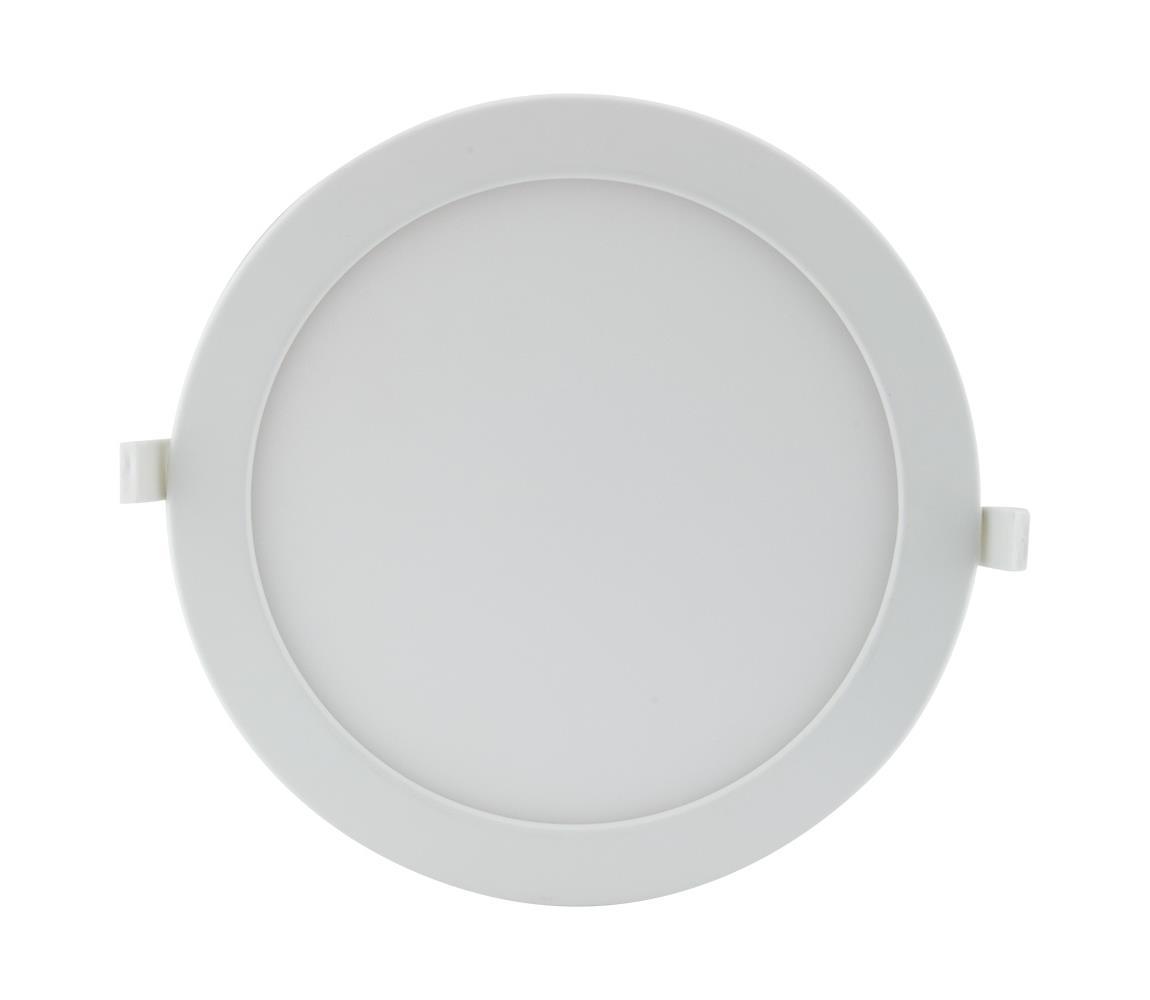 FK Technics LED Koupelnové podhledové svítidlo LED/24W/230V s přepínačem barevné teploty IP44 FK0155