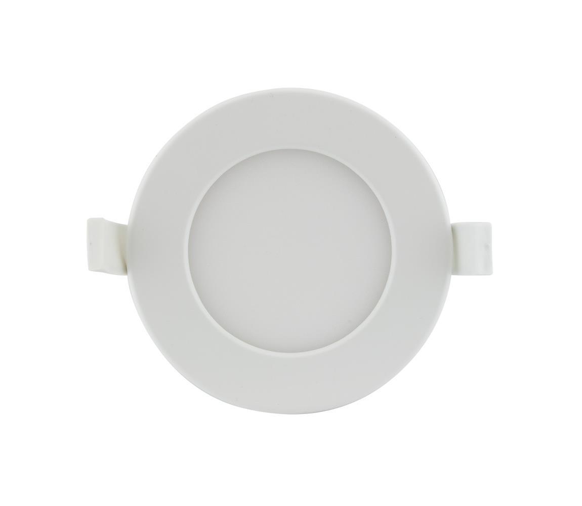 FK Technics LED Koupelnové podhledové svítidlo LED/6W/230V s přepínačem barevné teploty IP44 FK0152