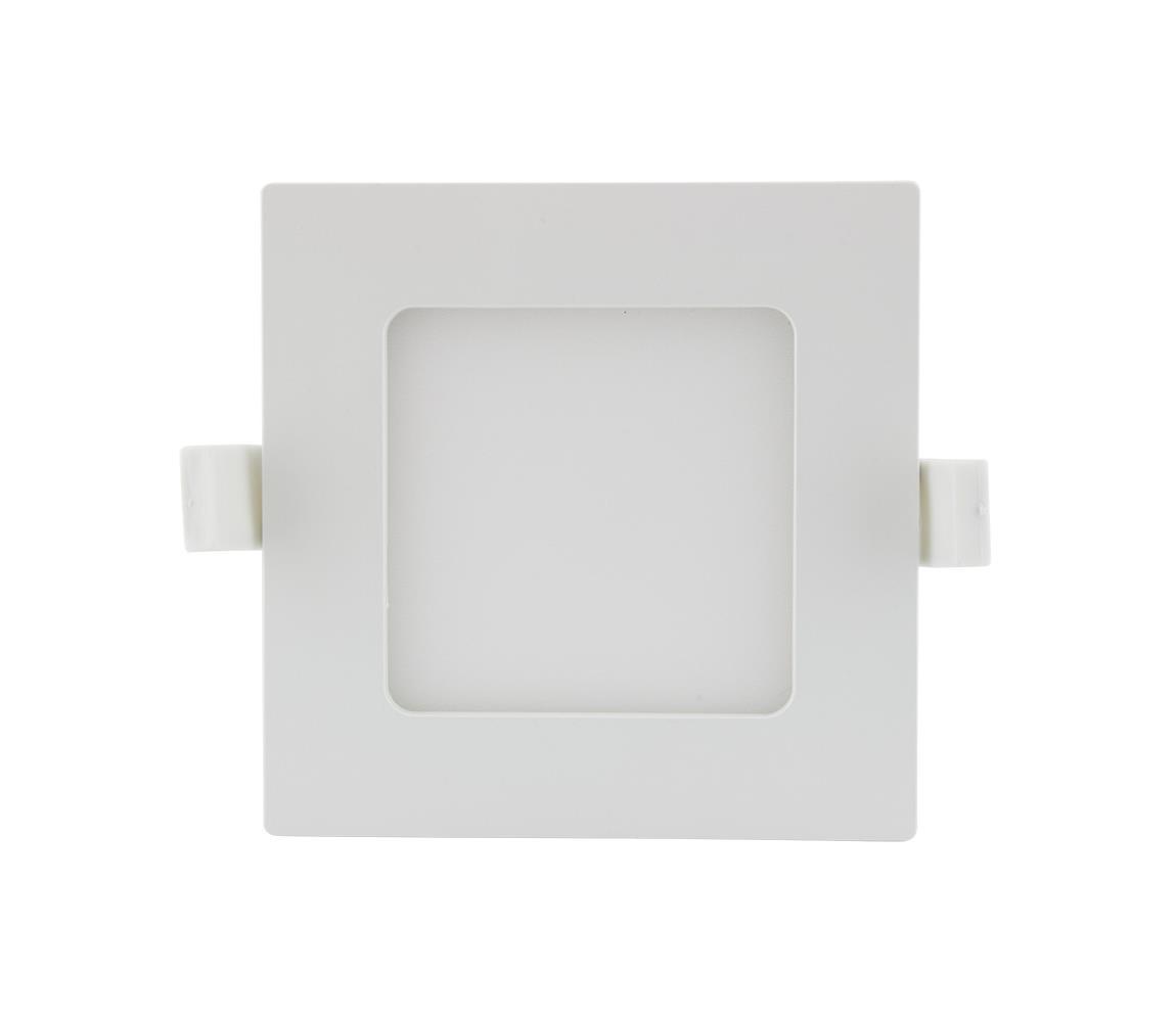 FK Technics LED Koupelnové podhledové svítidlo LED/6W/230V s přepínačem barevné teploty IP44 FK0156