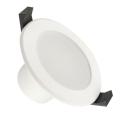 LED Koupelnové podhledové svítidlo LED/7W/230V 4000K bílá IP44