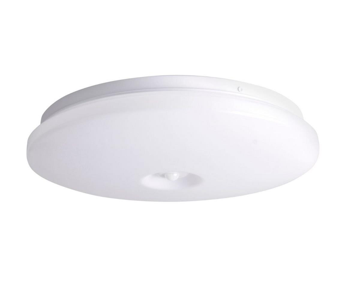Polux LED Koupelnové stropní svítidlo ADAR LED/13W/230V IP44 4000K senzor SA1127