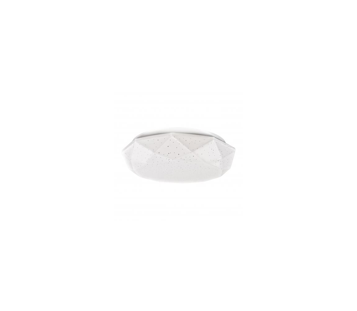 Polux LED Koupelnové stropní svítidlo GALAXY LED/12W/230V IP44 SA0737