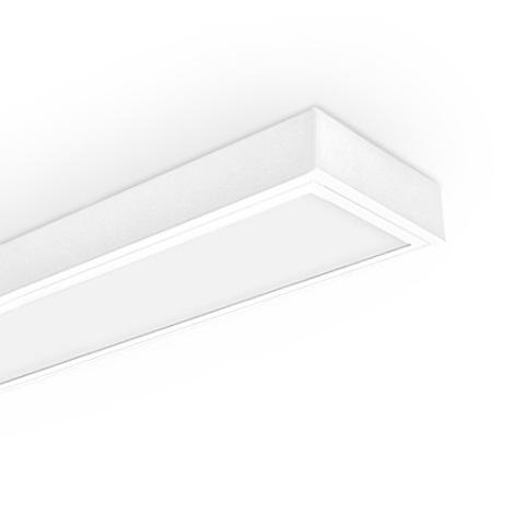 LED Koupelnový přisazený panel OREGA LINX 120 LED/40W/230V IP44 4000K