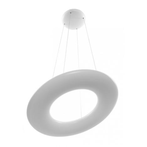 LED lustr DONUT LED/44W/230V