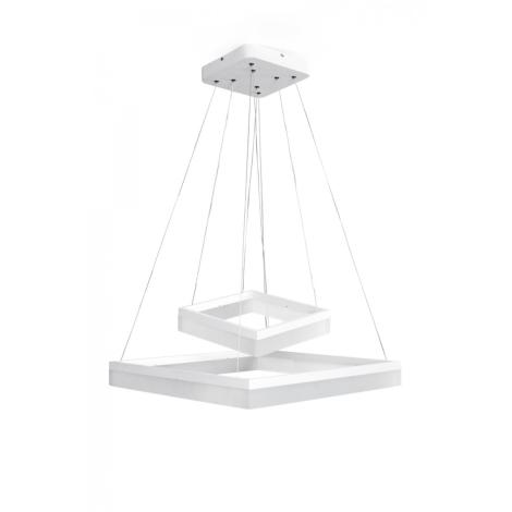 LED lustr ONDAREN QUADRO LED/55W/230V