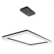 LED lustr ONDAREN QUADRO LED/66W/230V
