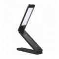 LED Multifunkční stolní lampa USB LED/1,5W/USB černá