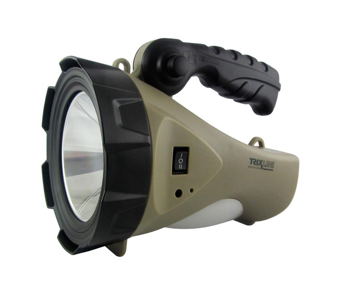 Baterie centrum LED Nabíjecí svítilna s lucernou LED/5W
