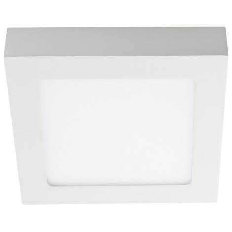 LED nástěnné svítidlo FENIX 90xLED/18W bílá/studená bílá - GXDW035