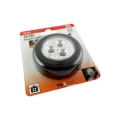 LED Noční dotykové světlo LED/0,2W/3xAAA černá
