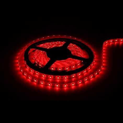 LED pásek 5m červená - GXLS004