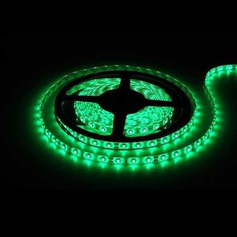 LED pásek 5m zelená - GXLS008
