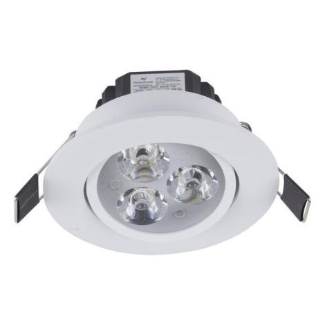 LED podhledové svítidlo CEILING LED SMD/3W/230V
