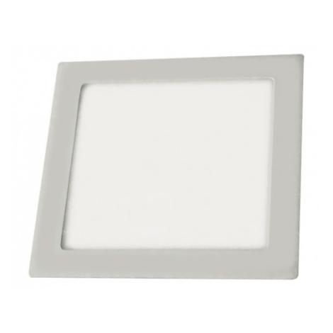 LED podhledové svítidlo LED90 VEGA-S Silver SMD/18W studená bílá - GXDW058