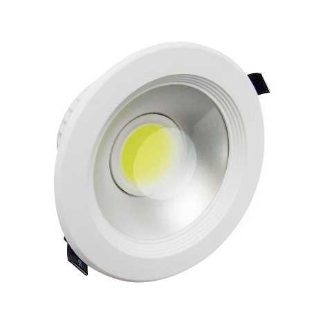 LED Podhledové svítidlo MCOB LYRA 1xLED/20W studená bílá - GXDW026