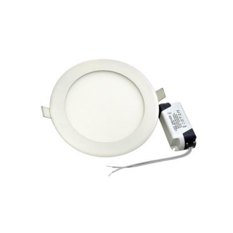 LED podhledové svítidlo RIKI-V LED SMD/12W/230V pr.175 mm