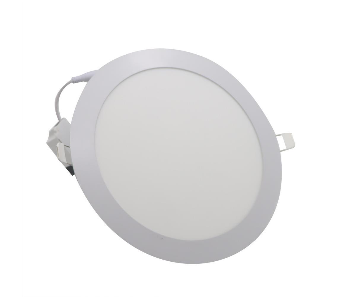 Baterie centrum LED Podhledové svítidlo ROUND LED/18W/230V 4200K
