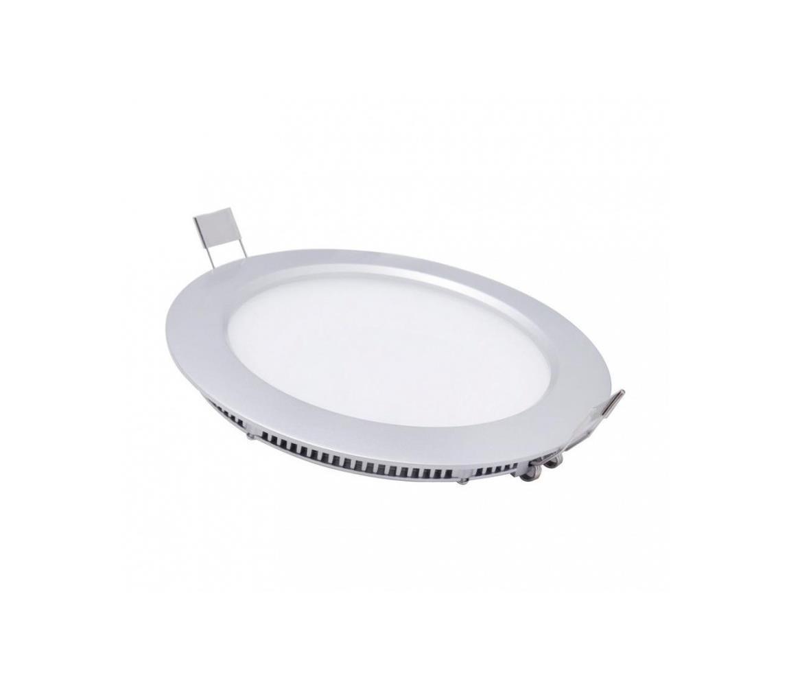 Baterie centrum LED Podhledové svítidlo ROUND LED/18W/230V 6500K