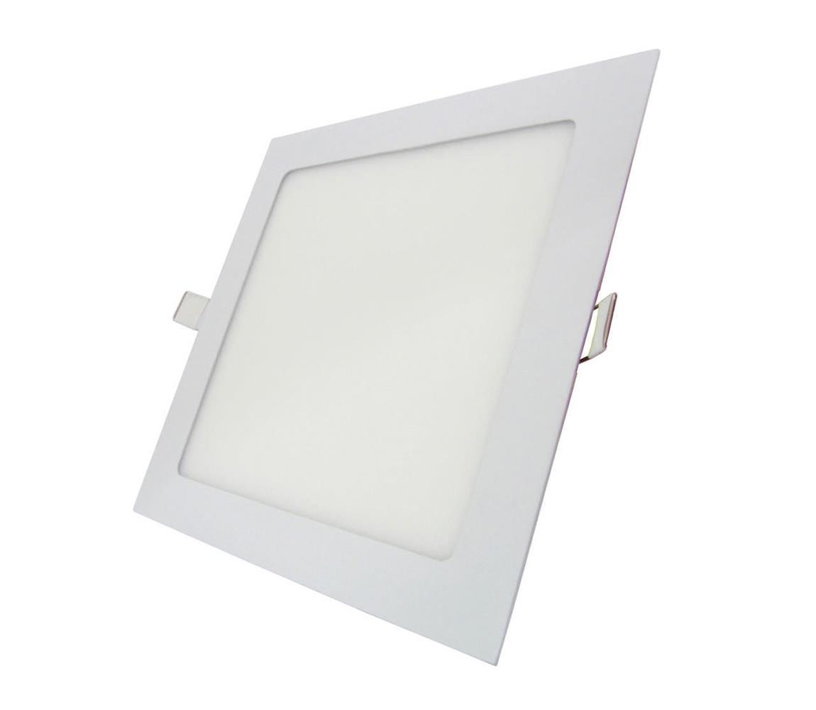 Baterie centrum LED Podhledové svítidlo SQUARE LED/12W/230V 6500K BC0291