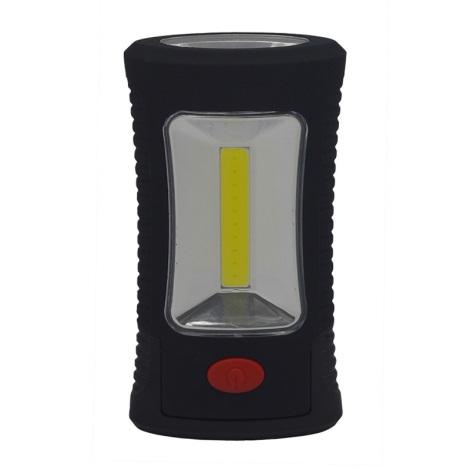 LED pracovní svítilna LED/3W/3xAAA