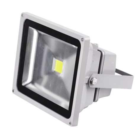 LED Reflektor HALO MCOB 50W studená bílá - GXLS027