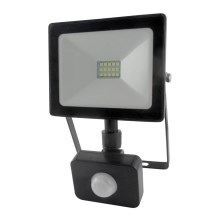 LED Reflektor se senzorem LED/10W/230V IP64 800lm 4200K