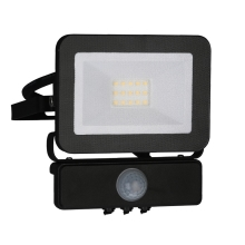 LED Reflektor se senzorem LED/10W/230V IP65